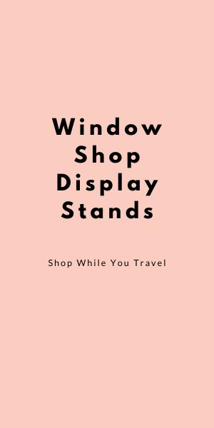 Window Shop Display Stands